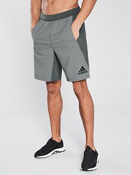 adidas-woven-training-shorts-grey