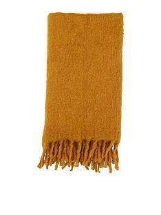 whistles-open-weave-blanket-scarf-mustard