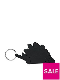 whistles-leather-dino-mini-purse-keyring