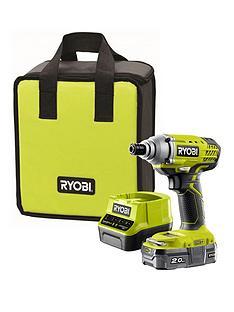 ryobi-r18idp-120s-18v-one-cordless-impact-driver-starter-kit-1-x-20ah