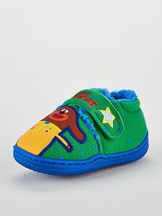 hey-duggee-slipper
