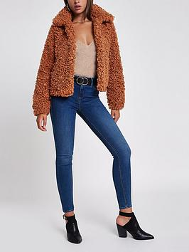 river-island-curly-faux-fur-jacket--tan
