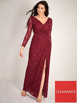 sistaglam-loves-jessica-sequin-lace-wrap-maxi-dress-berry