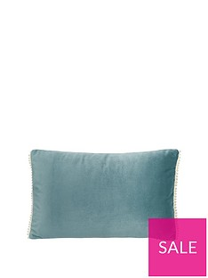 ideal-home-pearl-poem-bolster-cushion