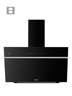 whirlpool-w-collectionnbspwhvs90fltck-90cm-vertical-chimney-cooker-hood-black