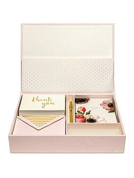 kate-spade-new-york-kate-spade-blushing-floral-keepsake-thank-you-card-box