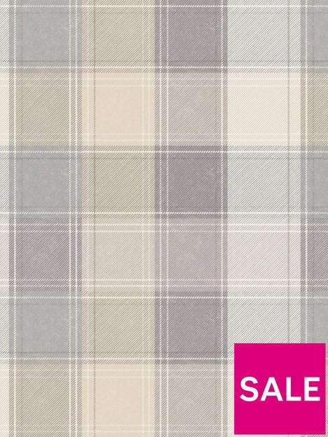 arthouse-grey-check-wallpaper