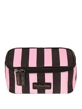 Myleene Klass Block Stripe Vanity Case