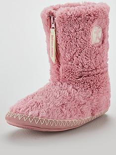bedroom-athletics-marilyn-short-faux-fur-boot-slipper-pink