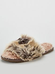 bedroom-athletics-nadine-luxury-faux-fur-slide-slipper-taupe