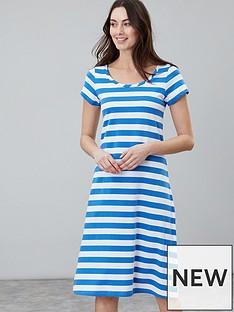 joules-rayma-short-sleeve-swing-dress