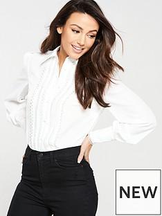 michelle-keegan-lace-trim-shirt-white