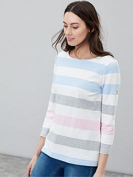 joules-harbour-stripe-top-blue-stripe