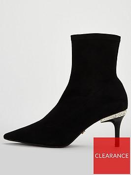 dune-london-diamanteacutenbspdetail-slither-heel-ankle-boot-blacknbsp