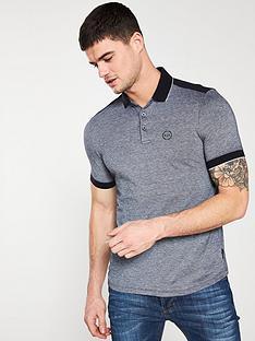armani-exchange-polo-shirt-navy