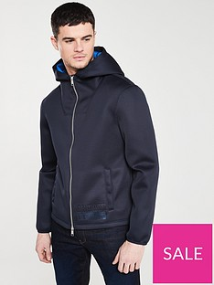 armani-exchange-zip-through-hoodie-navy