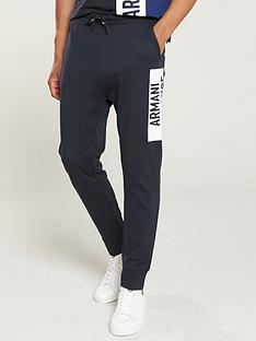 armani-exchange-sweat-pants-navy