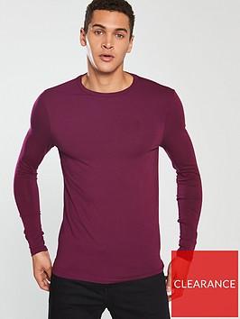 river-island-long-sleeve-muscle-t-shirt