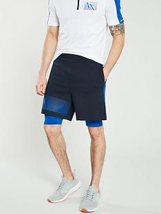 armani-exchange-2-in-1-tech-shorts-navyblue