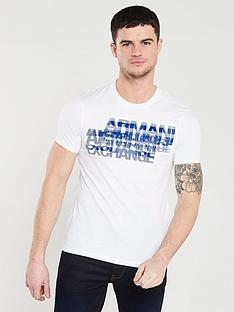 armani-exchange-graphic-logo-t-shirt-white