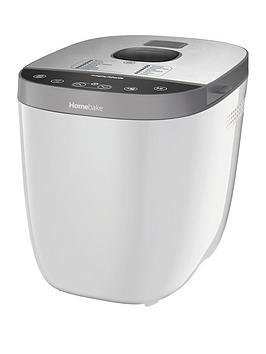 Morphy Richards Homebake Breadmaker - White