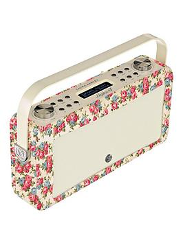 Vq Vq Hepburn Mkii Dab Radio &Amp; Bluetooth Speaker - Laura Ashley Meghan