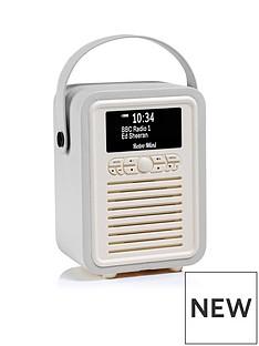 vq-retro-mini-dabdab-digital-radio-amp-bluetooth-speaker-light-grey