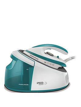 morphy-richards-speed-steam-generator-iron-333203-whiteteal