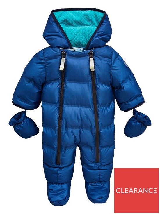d2409edf6bc7c Baker by Ted Baker Baby Boys Ollie Snowsuit