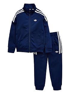394f03bbc5d8d adidas Originals Adidas Originals Boys Flamestrike Tracksuit