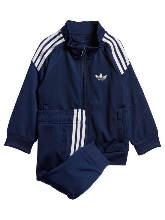 Originals Tracksuit Flamestrike Boys Baby Navy adidas Zxpg1Ax