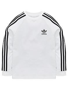 adidas-originals-adidas-originals-boys-3-stripes-long-sleeve-tee