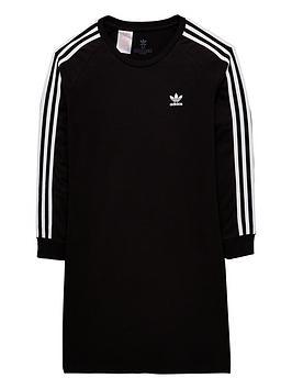 adidas-originals-girls-3-stripe-dress