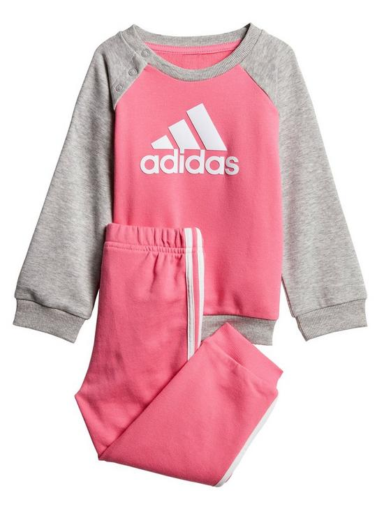 Clothing, Shoes & Accessories Girls' Clothing (newborn-5t) Generous Girls Adidas 18-24 Months