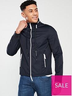 armani-exchange-hooded-lightweight-jacket-navy