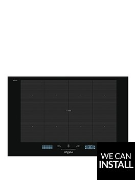 whirlpool-w-collectionnbspsmp778cneixl-77cm-induction-hob-with-optional-installationnbsp--black