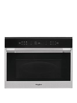 whirlpool-w7-mw461-uk-60cm-microwave-oven-with-grill-with-optional-installation-blacksteel