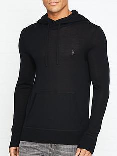 allsaints-mode-merino-wool-hoodienbsp--black