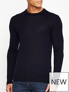 allsaints-mode-merino-crew-neck-jumper-navy