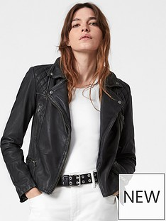 allsaints-cargo-leather-biker-jacket-black
