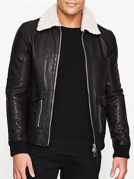 allsaints-bardell-leather-aviator-jacket-black