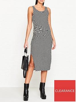 allsaints-tina-stripe-maxi-dress-blackwhite