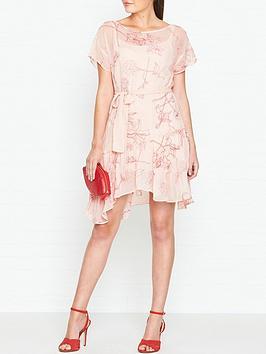 allsaints-sara-verity-belted-dress-pink