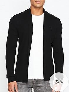 allsaints-mode-merino-open-cardigan-black