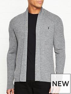 allsaints-mode-merino-open-cardigan-grey-marl