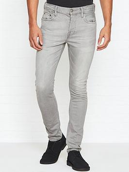 allsaints-cigarette-skinny-fit-jeans-grey