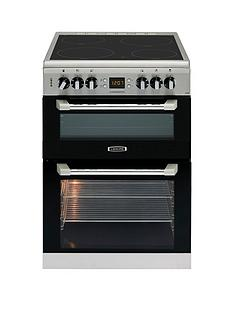 Leisure CS60CRX 60cm Cuisinemaster Electric Cooker - Stainless Steel