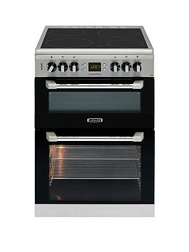 Leisure Cs60Crx 60Cm Cuisinemaster Electric Cooker (Stainless Steel) - With Optional Connection Best Price, Cheapest Prices