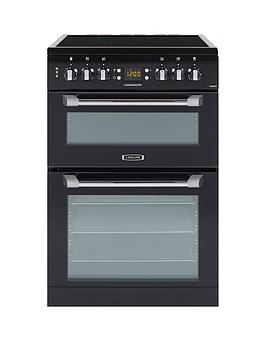 Beko Cs60Crk 60Cm Cuisinemaster Electric Cooker - Black - Cooker Only Best Price, Cheapest Prices