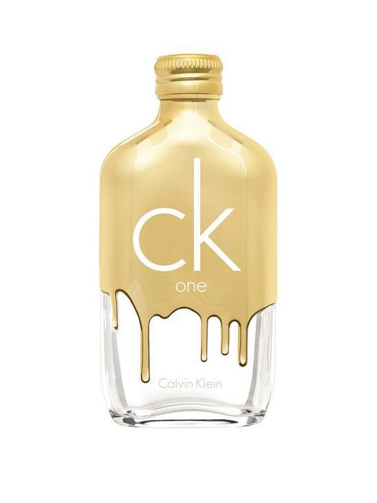 a20865ac710e4 Calvin Klein Ck One Gold 100ml Eau de Toilette   very.co.uk